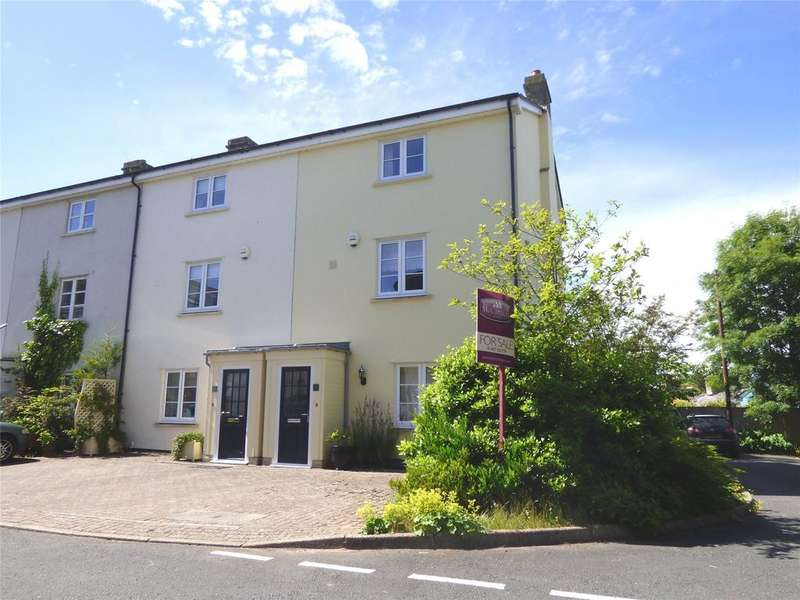 3 Bedrooms End Of Terrace House for sale in De Breos Court, Hay-on-Wye, Hereford