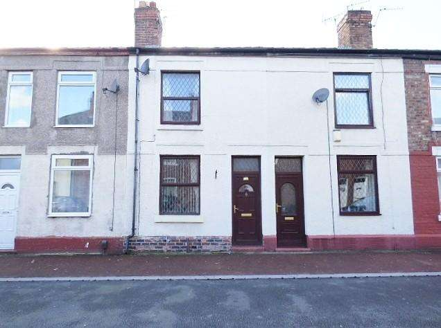 2 Bedrooms House for sale in Fox Street, Warrington