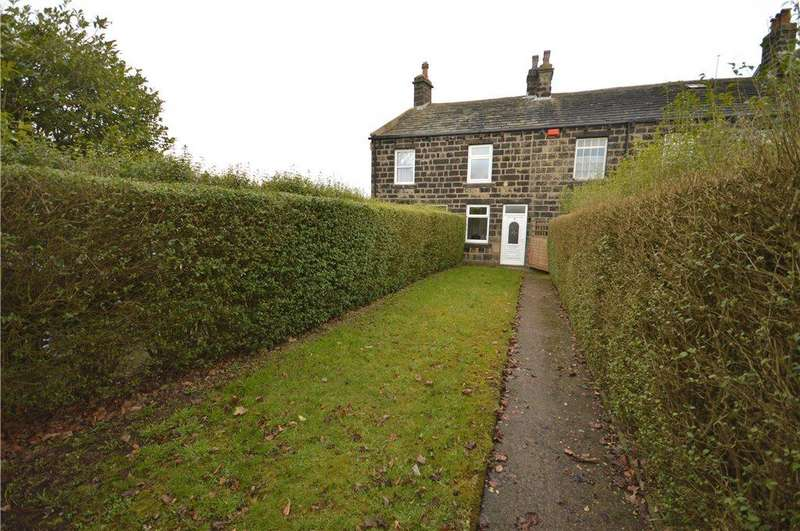 1 Bedroom Terraced House for sale in Victoria Terrace, Yeadon, Leeds, West Yorkshire