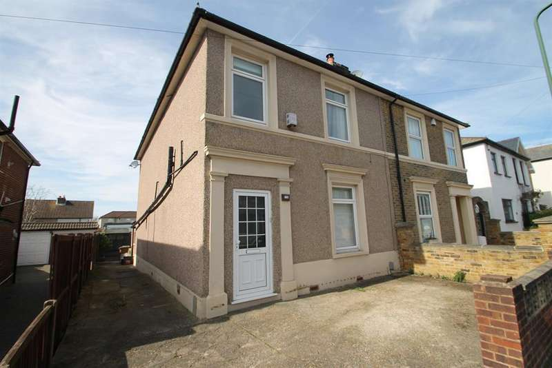 3 Bedrooms Semi Detached House for sale in Lion Road, Bexleyheath, Kent, DA6 8PF