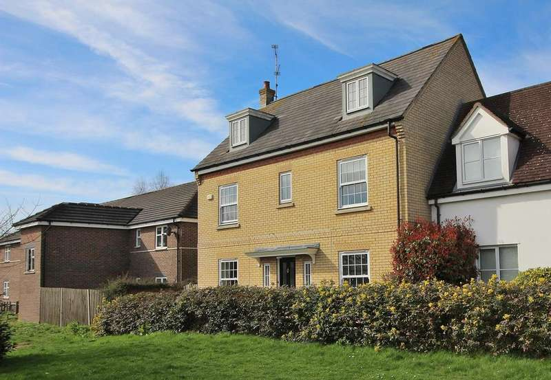 5 Bedrooms Town House for sale in Tapley Road, Chelmsford, Essex, CM1