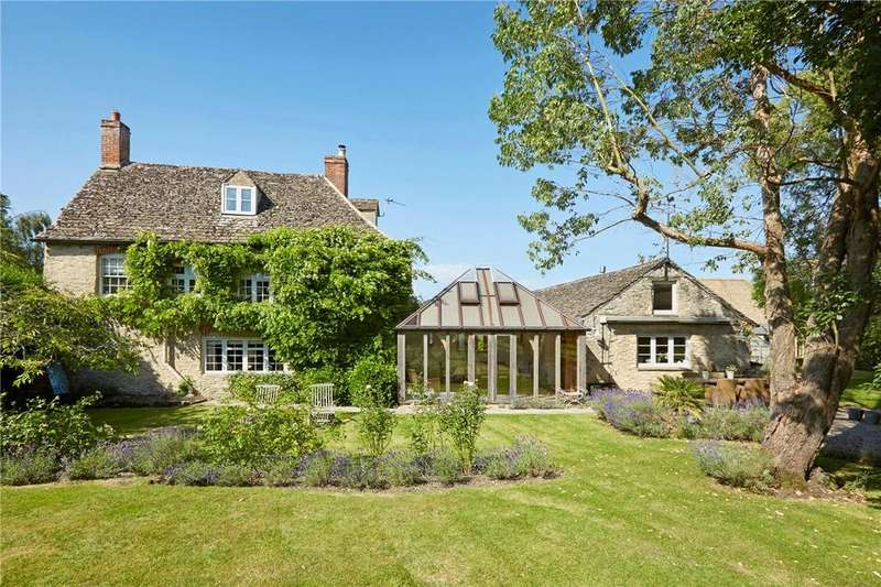 5 Bedrooms Detached House for sale in Duck End Lane, Sutton, Witney, Oxfordshire, OX29