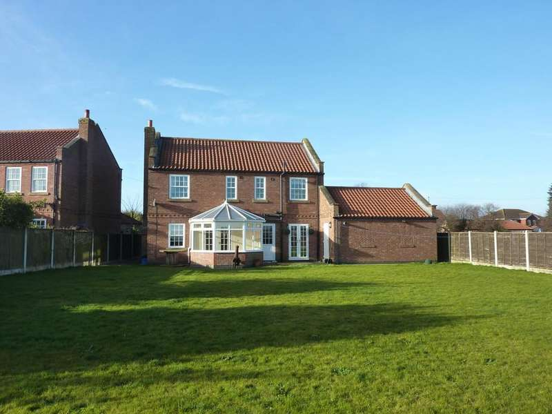 4 Bedrooms Detached House for sale in Beltoft, Doncaster, South Yorkshire