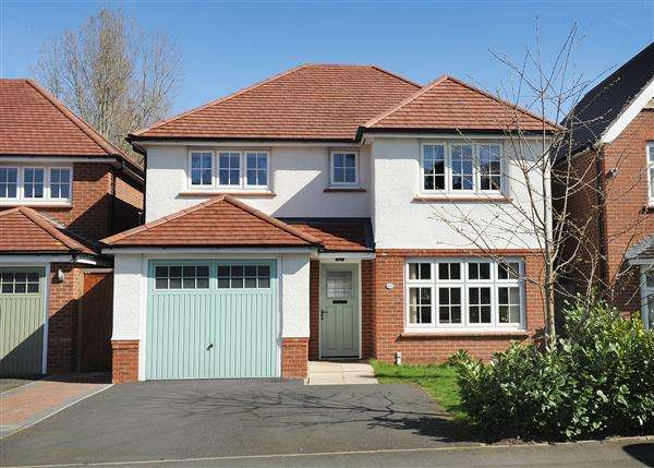 4 Bedrooms Detached House for sale in 47 Hayes Road, Cadishead M44 5BU
