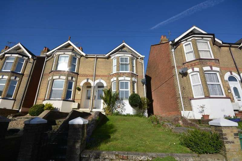 3 Bedrooms Semi Detached House for sale in Newport Road, Cowes