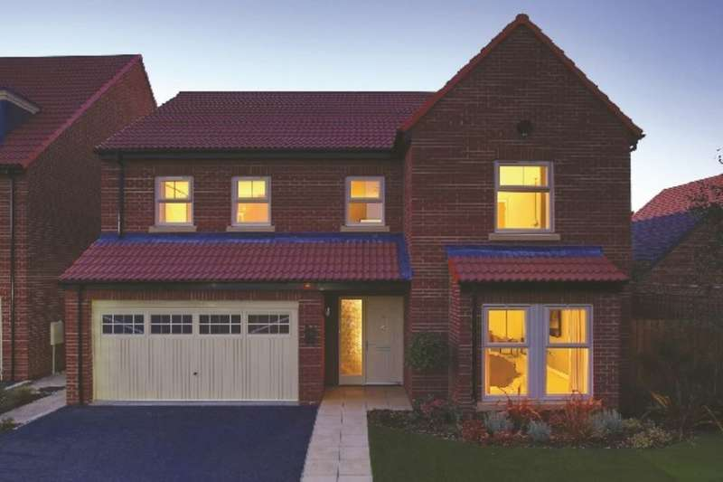 4 Bedrooms Detached House for sale in Opulence Cambridge Road, Whetstone, Leicester, LE8