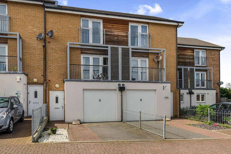 3 Bedrooms Property for sale in Hanno Close, Wallington, SM6