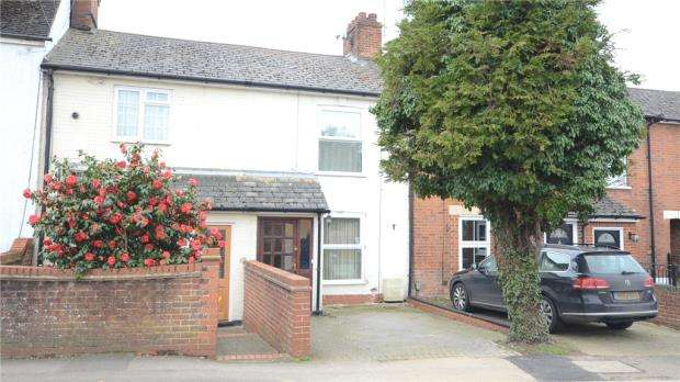 2 Bedrooms Terraced House for sale in Oxford Road, Wokingham, Berkshire