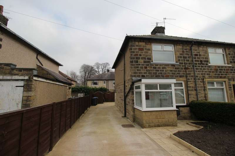 2 Bedrooms Semi Detached House for sale in Rosewood Avenue, Riddlesden, Keighley, BD20