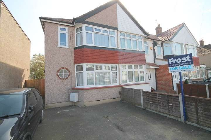 3 Bedrooms End Of Terrace House for sale in Southcote Avenue, Feltham, TW13