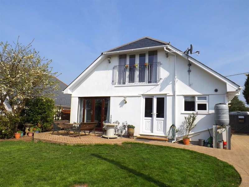 4 Bedrooms Detached House for sale in Church Road, Wembury, Plymouth