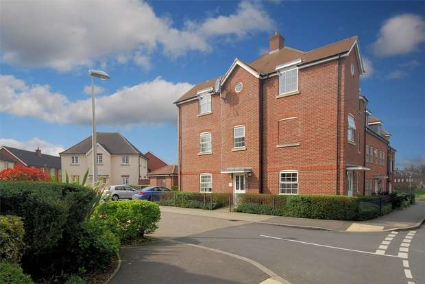 2 Bedrooms Flat for sale in Cruickshank Drive, Wendover, Buckinghamshire