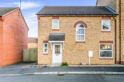 3 Bedrooms End Of Terrace House for sale in John Lea Way, Wellingborough, Northamptonshire, United Kingdom