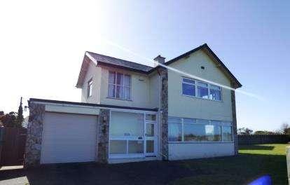 4 Bedrooms Detached House for sale in Rhodfa'r Mor, Nefyn, Pwllheli, Gwynedd, LL53