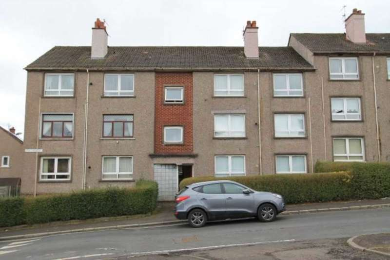 2 Bedrooms Flat for sale in Pine Crescent, Johnstone