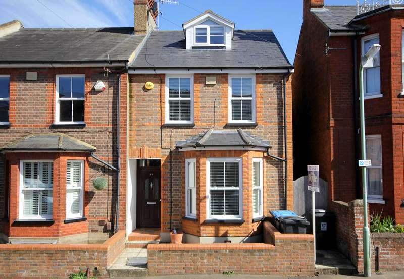 3 Bedrooms House for sale in NEARLY 1300 sq ft - 3 DOUBLE BED `CHARACTER` IN Alexandra Road, Old Town