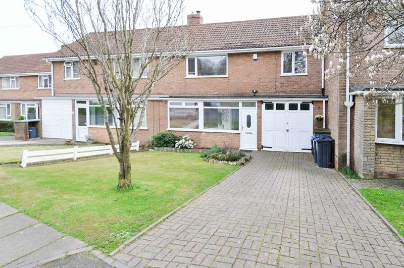 3 Bedrooms Terraced House for sale in Cornbrook Road, Selly Oak, BOURNVILLE VILLAGE TRUST