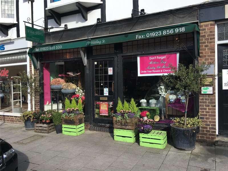 Retail Property (high Street) Commercial for rent in Watling Street, Radlett, Hertfordshire, WD7