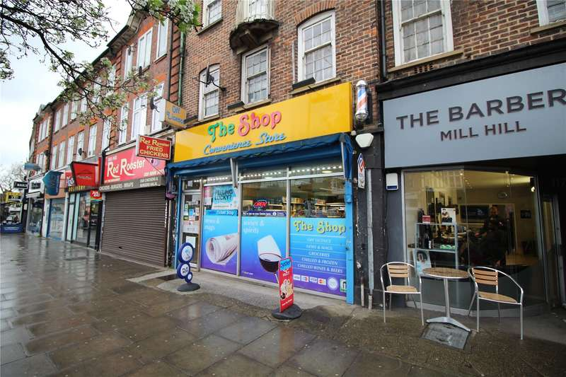 Retail Property (high Street) Commercial for sale in The Broadway, London, NW7