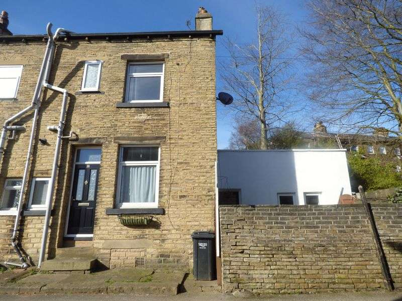 2 Bedrooms Terraced House for sale in Kirk Lane, Halifax