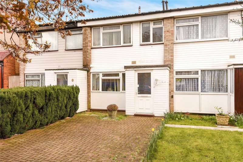 2 Bedrooms Terraced House for sale in Winkley Court, Eastcote Lane, Harrow, Middlesex, HA2