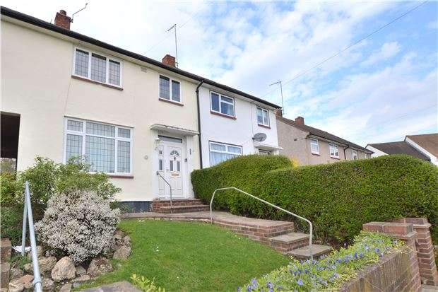 3 Bedrooms Terraced House for sale in Ringshall Road, Orpington, Kent, BR5 2LY
