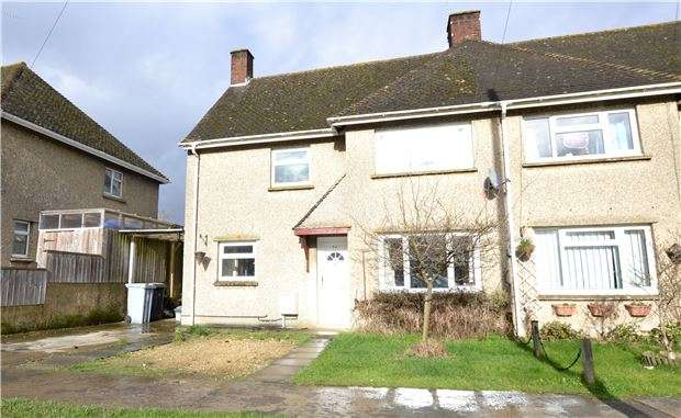 4 Bedrooms Semi Detached House for sale in Eastfield Road, WITNEY