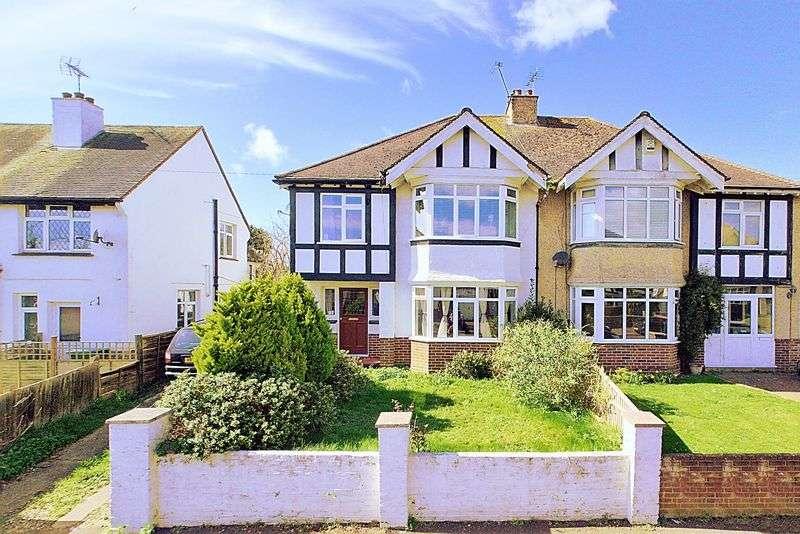 3 Bedrooms Semi Detached House for sale in Glenwood Avenue, Bognor Regis, PO22