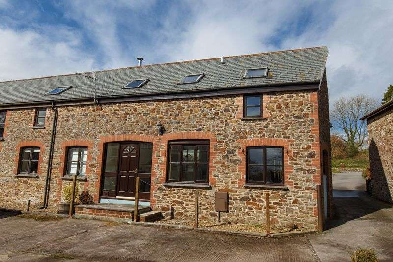 2 Bedrooms House for sale in 4 Clotworthy Barns, Winkleigh