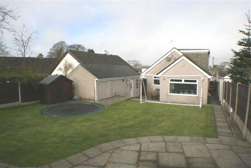 4 Bedrooms Detached Bungalow for sale in Bay View Crescent, Slyne, Lancaster