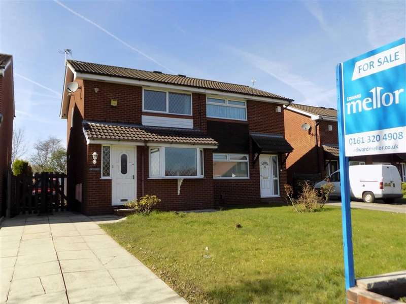 2 Bedrooms Property for sale in City Avenue, Denton, Manchester