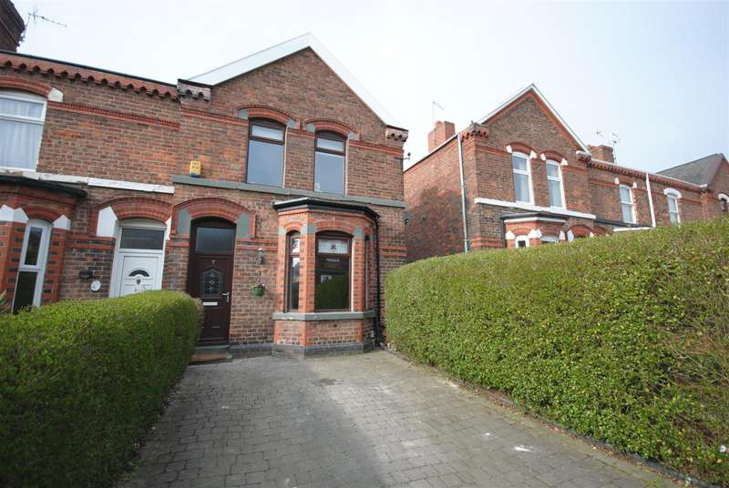 3 Bedrooms Property for sale in Swinley Street, Wigan