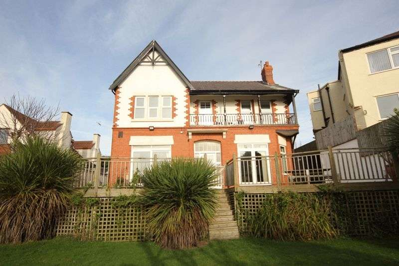 4 Bedrooms Detached House for sale in Claremount Road, Wallasey, Wirral