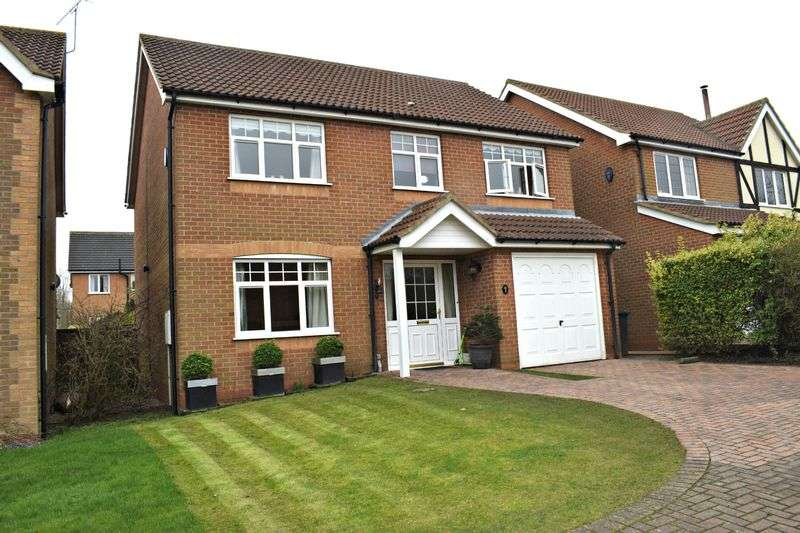 4 Bedrooms Detached House for sale in Furniss Court, Barton-Upon-Humber