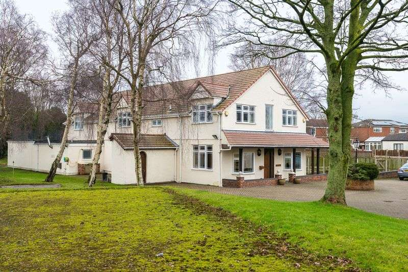 5 Bedrooms Detached House for sale in Southport Road, Lydiate