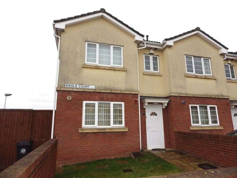 3 Bedrooms Terraced House for sale in Knole Court, Brentry