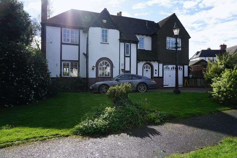 4 Bedrooms Detached House for sale in Lonsdale Road, Walsall