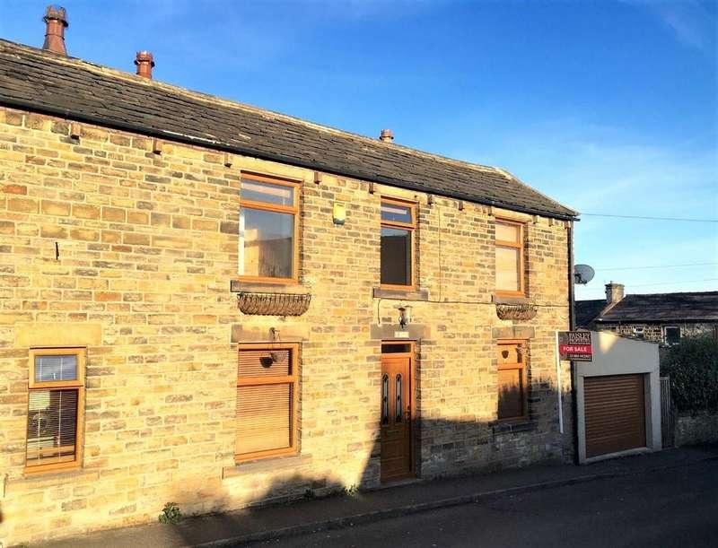 2 Bedrooms Terraced House for sale in Wood Street, Skelmanthorpe, Huddersfield, HD8 9BN