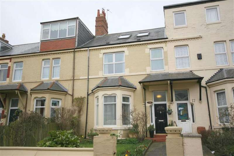 5 Bedrooms Terraced House for sale in Linden Terrace, Whitley Bay, Tyne And Wear, NE26