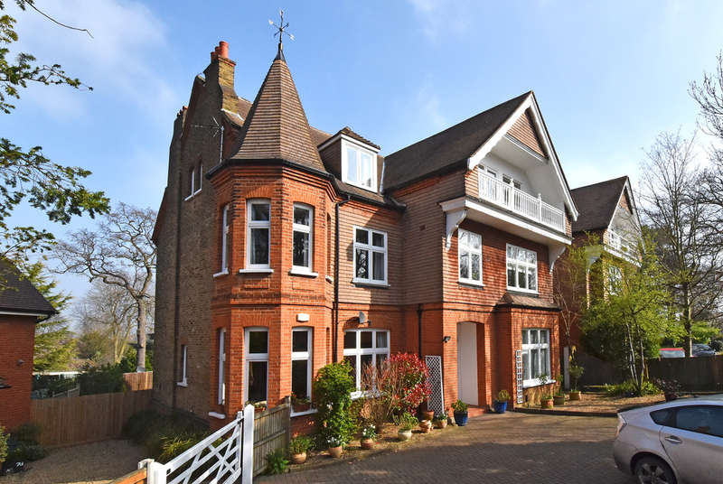 2 Bedrooms Apartment Flat for sale in Church Road, Shortlands
