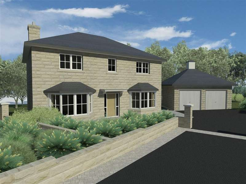 4 Bedrooms Detached House for sale in Shepherds Court, Knaresborough, North Yorkshire