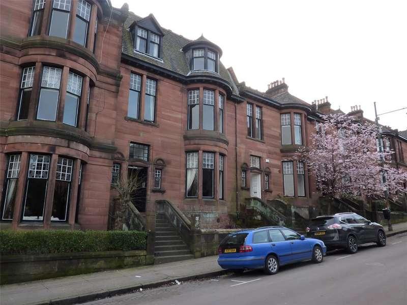 2 Bedrooms Flat for rent in Dowanside Road, Hyndland, Glasgow