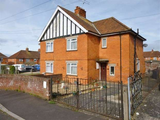 3 Bedrooms Semi Detached House for sale in The Close, Glastonbury
