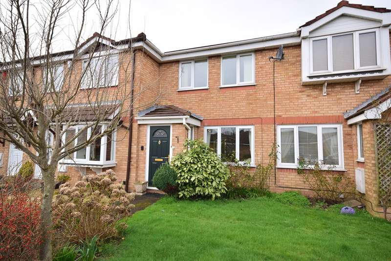 2 Bedrooms Terraced House for sale in The Hawthorns, Lytham St Annes, FY8
