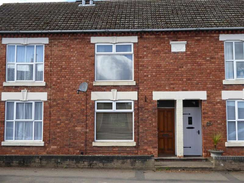2 Bedrooms Terraced House for sale in High Street, Broughton, Kettering