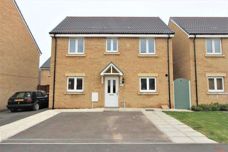 3 Bedrooms Detached House for sale in Bloomery Circle, Newport, Newport. NP19 4TR