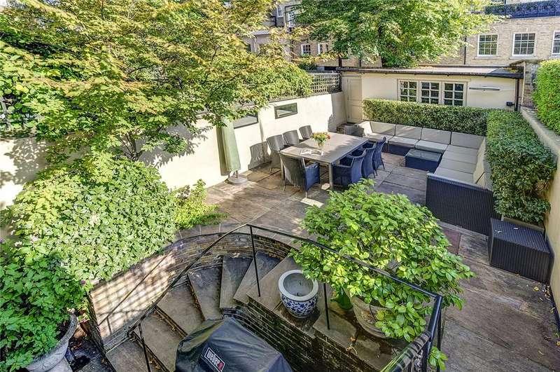 5 Bedrooms Terraced House for sale in Eaton Terrace, London