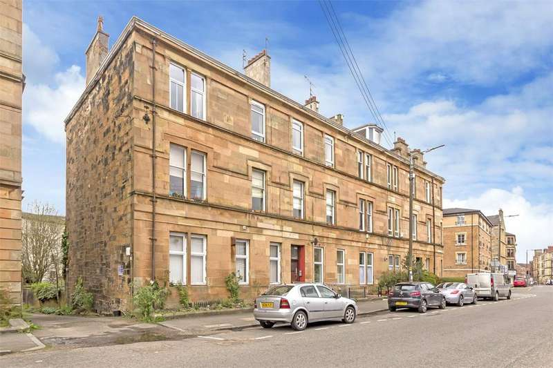 1 Bedroom Flat for sale in 2/2, 30 Nithsdale Street, Strathbungo, Glasgow, G41