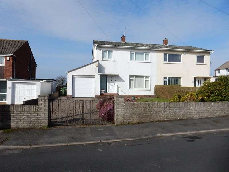 3 Bedrooms Semi Detached House for sale in Seaton Park, Seaton
