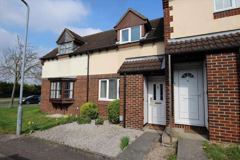 1 Bedroom Terraced House for sale in Page Close, BALDOCK, SG7